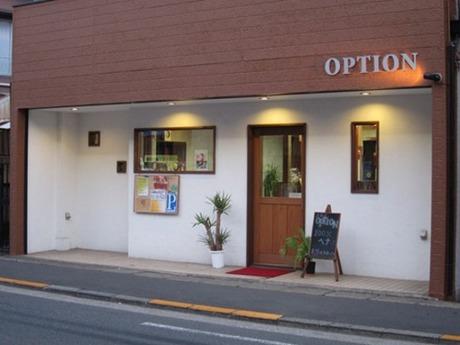 美容室 OPTION