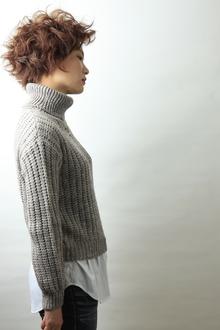 かっこいいパーマ!|Scrap Balanceのヘアスタイル