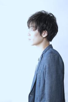 オシャレ男子にオススメスタイル!|Scrap Balanceのヘアスタイル