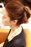 Chez Moi ヘアセット(リアルサロンワーク)6