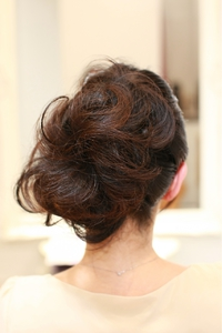 Chez Moi ヘアセット(リアルサロンワーク)1