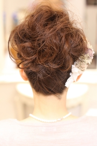 Chez Moi ヘアセット(リアルサロンワーク)3