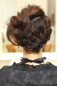 Chez Moi ヘアセット(リアルサロンワーク)4