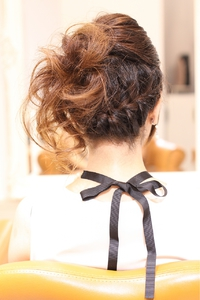 Chez Moi ヘアセット(リアルサロンワーク)5