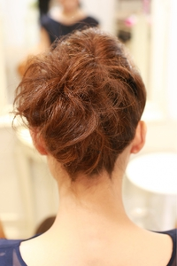 Chez Moi ヘアセット(リアルサロンワーク)2014