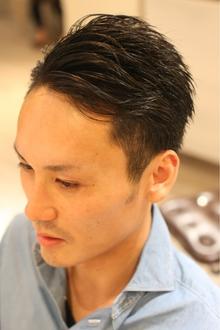Chez Moi リアルサロンワーク メンズ|Chez Moiのヘアスタイル