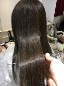天然ハーブ髪質改善|Chez Moiのヘアスタイル