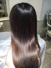 イルミナカラーグラデーション Chez Moiのヘアスタイル