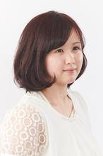 ピュアな雰囲気☆クラシカルボブ|camellia HAIR イオンモール高松店のヘアスタイル