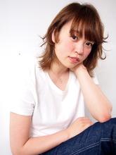 レイヤーミディ|Regolith 自由が丘 HITOMI UZUKAのヘアスタイル