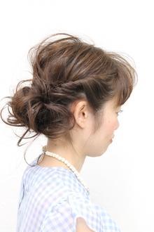 chignon|Regolith 自由が丘のヘアスタイル