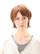 シャープレイヤーショート|美容室 Lucky Hair 中山店のヘアスタイル