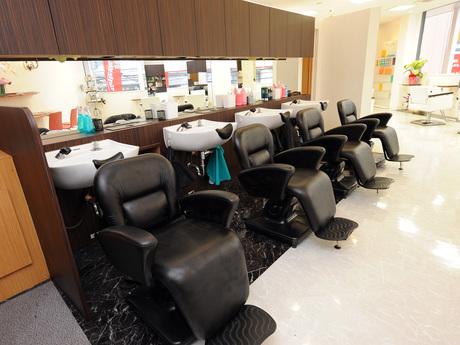 美容室 Lucky Hair 南海金剛店