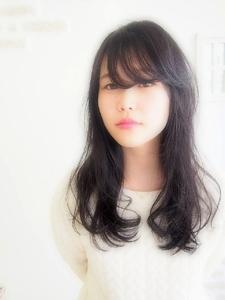 オシャレ可愛い黒髪暗髪ヘア♪|Hip's eyes 大宮店のヘアスタイル