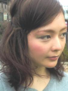 FUDGE ガーリー|Hip's eyes 大宮店のヘアスタイル