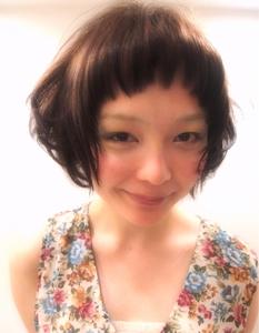 FUDGE GIRL|Hip's eyes 大宮店のヘアスタイル