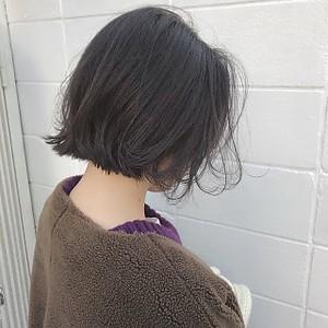 ラフボブ|Hip's eyes 大宮店のヘアスタイル