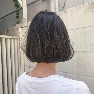 ラベンダーカラーボブ|Hip's eyes 大宮店のヘアスタイル