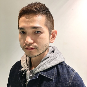 外国人風ベリーショート|Hip's eyes 大宮店のヘアスタイル