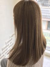 透明感☆外国人風イノセントアッシュ|Hip's eyes 大宮店 三日尻 章登のヘアスタイル