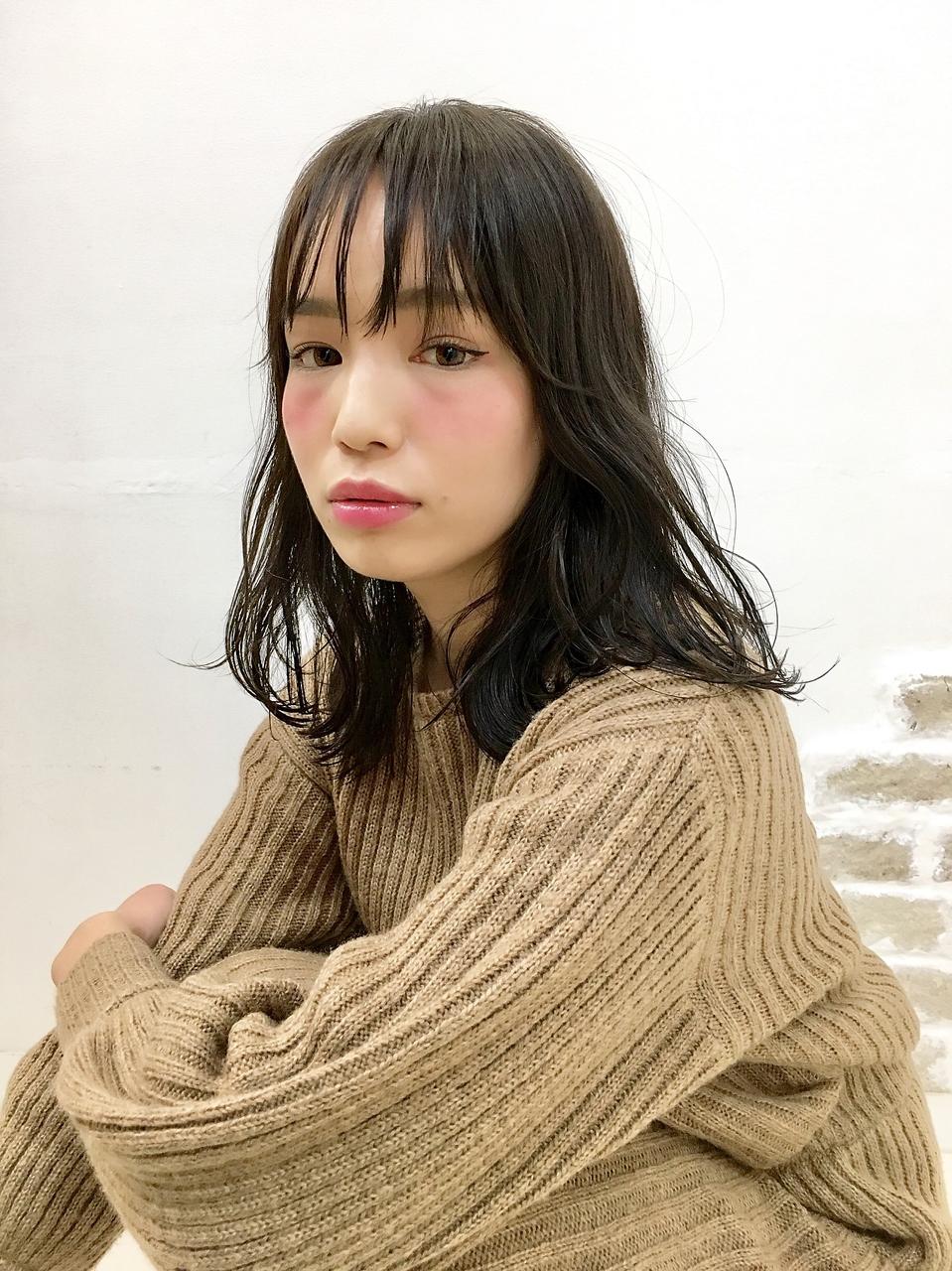 ばっさりイメチェン☆ラフミディー