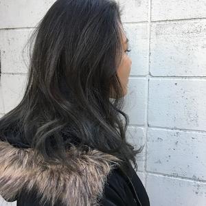 ディープグレー|Hip's eyes 大宮店のヘアスタイル