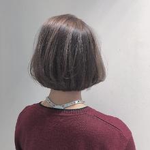 ふんわり☆ニュアンスボブ|Hip's eyes 大宮店 笠原 由利のヘアスタイル