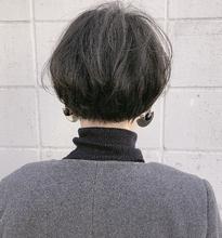 ミニマムショート|Hip's eyes 大宮店 斉藤 綾孔のヘアスタイル