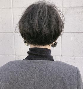 ミニマムショート|Hip's eyes 大宮店のヘアスタイル