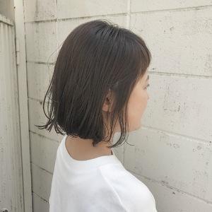 ワンカールボブ|Hip's eyes 大宮店のヘアスタイル