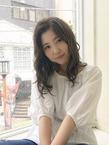 ゆるふわミディ|Hip's eyes 大宮店のヘアスタイル