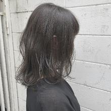 艶ミディアム|Hip's eyes 大宮店のヘアスタイル