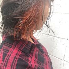 ORANGE|Hip's eyes 大宮店のヘアスタイル