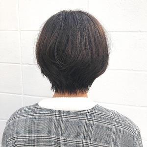 ショート|Hip's eyes 大宮店のヘアスタイル
