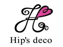 Hip's deco 大宮店  | ヒップスデコ オオミヤ  のロゴ