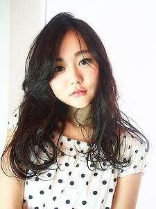 〜ゆるミックスカール〜 Hip's deco 大宮店のヘアスタイル