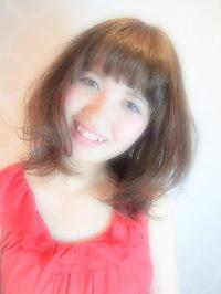 カットで小顔☆*〜ゆるふわミディアム〜*