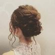 波ウェーブ低めおまとめスタイル|Hip's deco 大宮店のヘアスタイル
