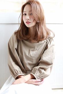 クール可愛い☆ナチュラルセミディ|Hip's deco 大宮店のヘアスタイル