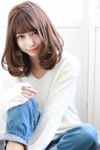 好感度◎艶髪ワンカール