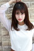 ラフさが可愛い小顔ヘア☆|Hip's deco 大宮店のヘアスタイル