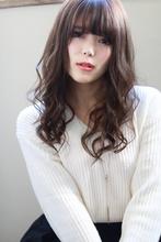 大人かわいい☆オリーブアッシュロング|Hip's deco 大宮店 保坂 真吾のヘアスタイル