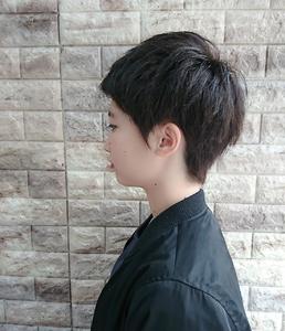 アイスベリーショート☆|Hip's deco 大宮店のヘアスタイル