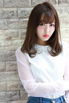 大人可愛い王道うるつやワンカール☆|Hip's deco 大宮店のヘアスタイル