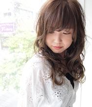 エアリーくびれミディ☆|Hip's deco 大宮店のヘアスタイル