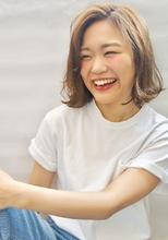 ヘルシーBOB girl|Hip's deco 大宮店のヘアスタイル