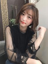 ナチュラルな外ハネボブ☆|Hip's deco 大宮店のヘアスタイル