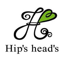 Hip's heads 宮原店  | ヒップスヘッズ  ミヤハラ  のロゴ