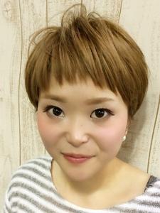 ベビーショート|Hip's heads 宮原店のヘアスタイル
