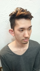 neo Ht|Hip's heads 宮原店のヘアスタイル